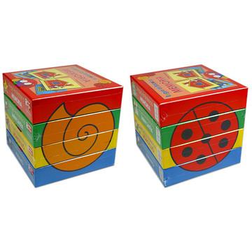 Bogyó şi Babóca: joc pentru dezvoltarea abilităţilor cu instrucţiuni în lb. maghiară - .foto