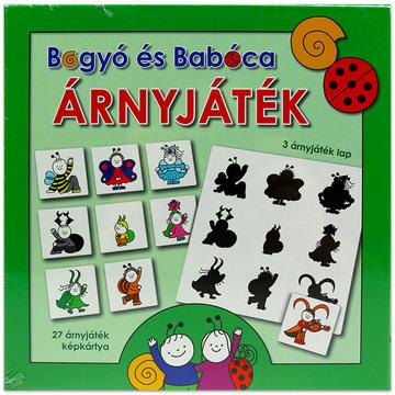 Bogyó şi Babóca: joc cu umbre cu instrucţiuni în lb. maghiară