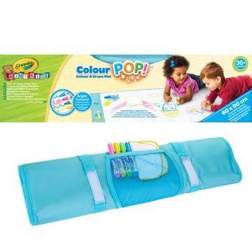 Crayola: Colour POP! Írka-firka rajzszőnyeg