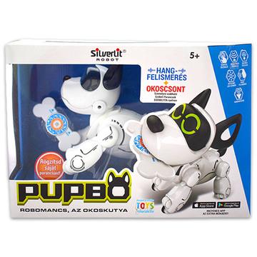 Silverlit: Pupbo Robomancs, az okoskutya - . kép