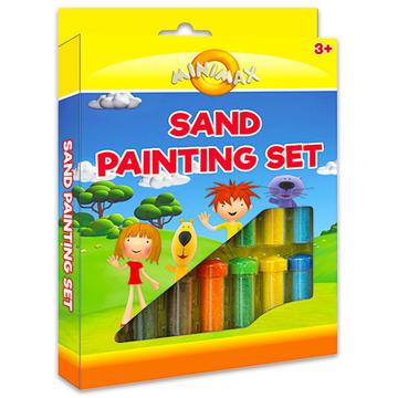 Minimax: homokfestő készlet
