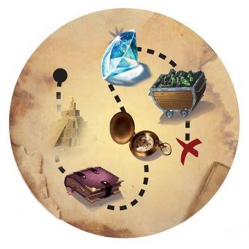 Treasure Rush! - joc de societate în maghiară - .foto