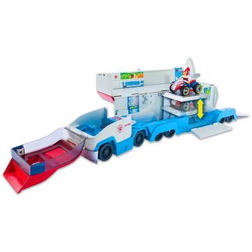 Mancs őrjárat: a csapat szállító kamionja - . kép