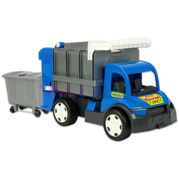 Wader: óriás kukásautó - 60 cm, több színben - . kép