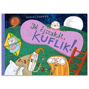 Noapte bună Grickles - carte de poveşti în lb. maghiară