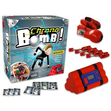 Chrono Bomb - Mentsd meg a világot! társasjáték - . kép
