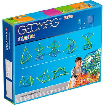 Geomag 35 darabos színes készlet - . kép