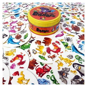 Dobble Animals kártyajáték - . kép