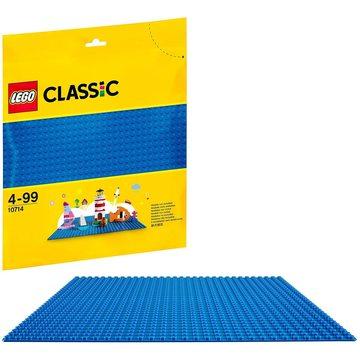LEGO Classic: Kék alaplap 10714