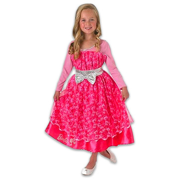 Rubies: Barbie jelmez 92-104 cm