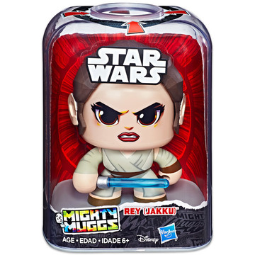 Star Wars: Mighty Muggs - Rey figura