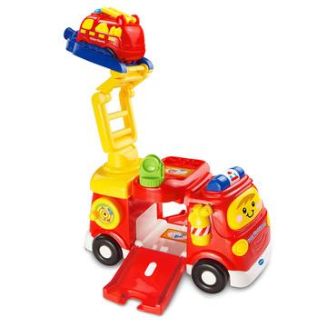V-Tech: Toot-Toot nagy tűzoltóautó