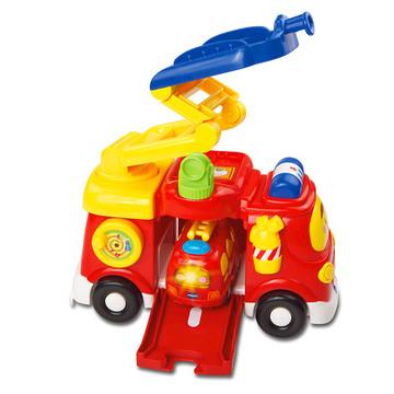 V-Tech: Toot-Toot nagy tűzoltóautó - . kép