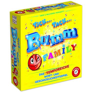 Piatnik Tick Tack Bumm Family társasjáték