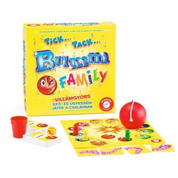 Piatnik Tick Tack Bumm Family társasjáték - . kép