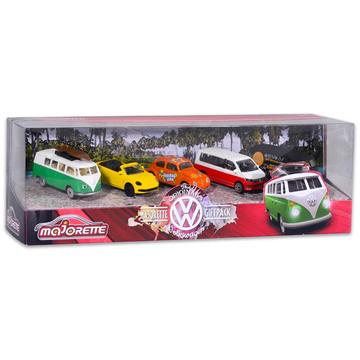 Majorette: Volkswagen 5 darabos kisautó szett - . kép