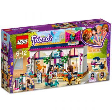 LEGO Friends: Andrea butikja 41344