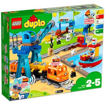 LEGO DUPLO: Tehervonat 10875 - . kép
