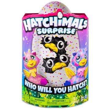 Hatchimals: interaktív ikrek Giraven