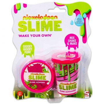 Sambro Nickelodeon csináld magad slime - pink
