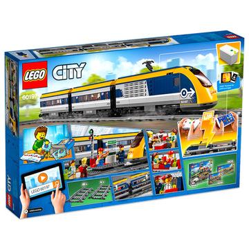 LEGO City: Személyszállító vonat 60197 - . kép