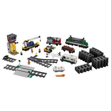 LEGO City: Tehervonat 60198 - . kép