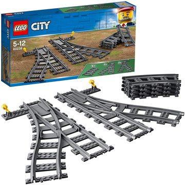 LEGO City: Vasúti váltó 60238
