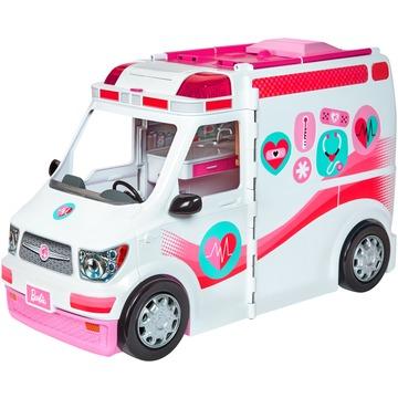 Barbie: ambulanţa