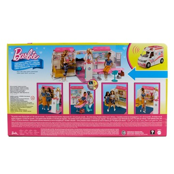 Barbie: ambulanţa  - .foto