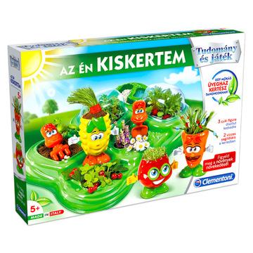 Grădina mea micuţă - joc ştiinţific în lb. maghiară