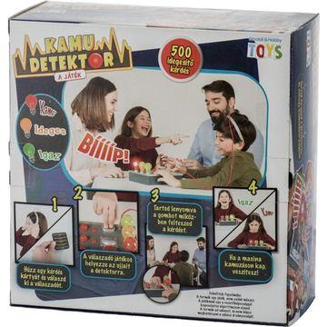 Kamu detektor társasjáték - . kép