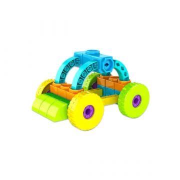 Engino Qboidz: 4 az 1-ben traktor építőjáték - . kép
