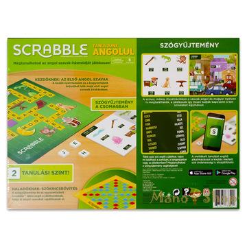 Scrabble să învăţăm limba engleză! - maghiară-engleză - .foto