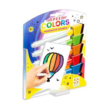 Lifestyle: Speed Colors társasjáték kiegészítő csomag