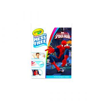 Crayola Color Wonder: Pókember maszatmentes kifestő