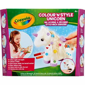 Crayola: kifesthető unikornis