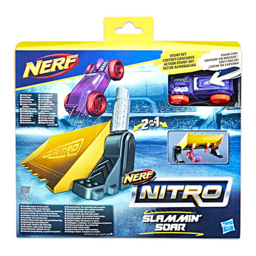 Nerf: Nitro Kaszkadőr kiegészítő pálya - többféle
