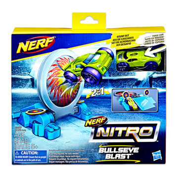 NERF Nitro: kaszkadőr kiegészítő pálya - többféle - . kép