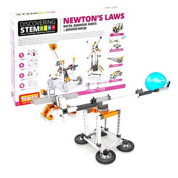 Engino Discovering Stem: Newton törvényei építőjáték