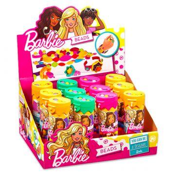 Barbie: kreatív gyöngyök ékszerkészítő szett - többféle