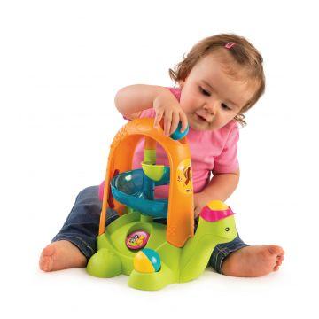 Cotoons: teknősös babajáték labdákkal - . kép