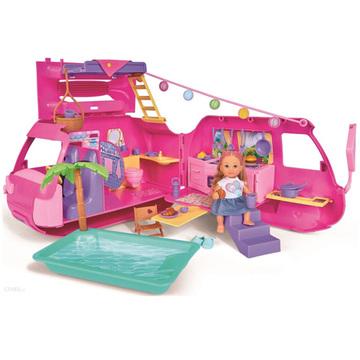 Evi Love: Evi baba lakókocsival - . kép