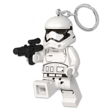 LEGO: fegyveres rohamosztagos világító kulcstartó