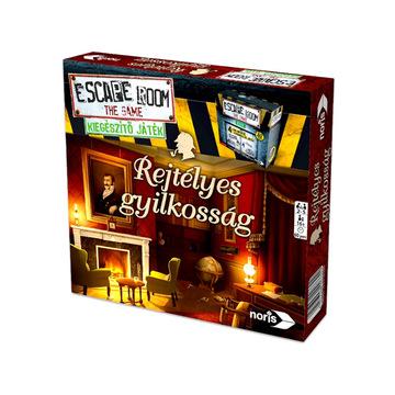 Escape Room: Rejtélyes gyilkosság - kiegészítő játék