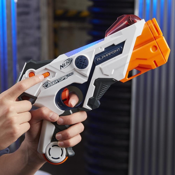 Nerf: Laser Ops Alphapoint lézerfegyver - . kép