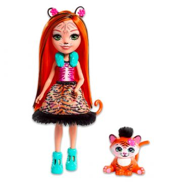 EnchanTimals: Tanzie Tiger figura