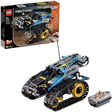 LEGO Technic: Távirányítású kaszkadőr versenyautó 42095
