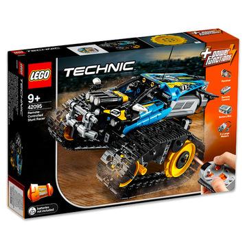 LEGO Technic: Távirányítású kaszkadőr versenyautó 42095 - . kép
