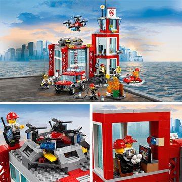 LEGO City: Tűzoltóállomás 60215 - . kép