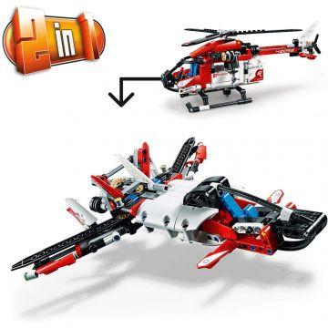 LEGO Technic: Mentőhelikopter 42092 - . kép